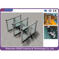 Quality Access Control Smart Fast Speed Gates Barrier Turnstile System / stadium turnstile wholesale