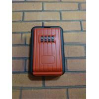 Best 4 Pin Coded Outdoor Key Safe Box padlock Wall Mounted Rust Proof wholesale