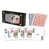 Cheap Durable Copag 1546 Marked Poker Cards  , 2 Marked Card Deck Set For Poker Cheat for sale