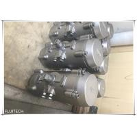 Quality Stainless Steel Pneumatic Rotary Actuator , Pneumatic Rack And Pinion Actuator Direct Mount wholesale