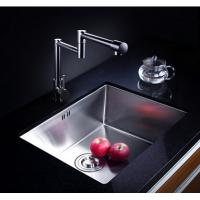 Quality One Handle Kitchen Pot Filler Faucets , Hot And Cold Water Faucet wholesale