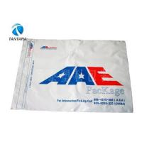 Quality HDPE Polythene Mailing Bags , Poly Mailer Shipping Bags 215x330mm #F Heat Resistant wholesale