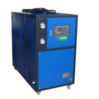 Industry R407c Packaged Air Cooled Chiller , Air Cooled Scroll Compressor Chiller
