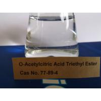 Triethyl Citrate Plasticizer Non - Toxic For Cosmetics, Personal Care Products