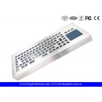 Quality 86Keys Industrial Desktop Keyboard Water-proof With Touchpad wholesale