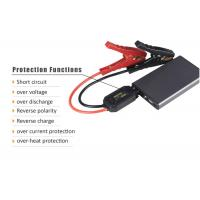 FCC RoHS Approve Rechargeable Jump Starter Portable Battery Charger For Car