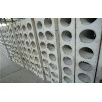 Construction Prefab Hollow Core Mgo Wall Panels Sound Insulation For Building House