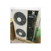 Quality Air Cooled 0 ℃ Refrigeration Condensing Unit 5HP Copeland Compressor For Blast Freezer wholesale