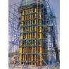 Quality Box girder formwork , Pier and abutment formwork for Mafraq interchange wholesale