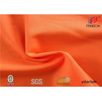 UPF 50 Knitting Polyester Spandex Fabric for Swimwear , Underwear