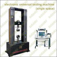 Quality 200/300kN Computer Control Electronic Universal Testing Machine (Single Space) wholesale