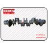 Quality Fvr34 6hk1 Crankshaft 8976030010 By Isuzu Lorry Parts 8-97603001-0 wholesale