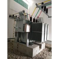 Quality Electrical Distribution Transformer Three Phase S11 / 13 SZ11 ISO 14001 Certified wholesale