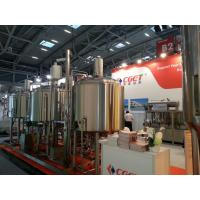 Beer Brewery Project from CGET-Zhongde company