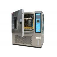 Buy cheap Air cooling High and low Temperature HumidityChamber , Climatic Test Chambers from wholesalers