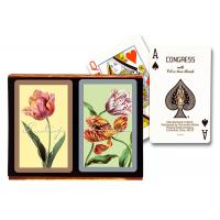 Quality Plastic Congress Marked Playing Cards Decks Invisible Ink Processed Playing Cards wholesale
