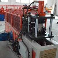 Best Mild Steel Drywall Roof Truss Steel Frame Roll Forming Equipment 12 Stations wholesale