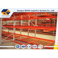 Quality Corrosion Protection Industrial Pallet Warehouse Racking Powder Coating Surface Treatment wholesale