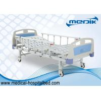Quality Electric Hospital Beds For Home Use , 2 Function Ambulance / Ward Bed wholesale