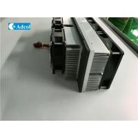 Quality Air Conditioner Peltier , Thermoelectric Air Cooler Outdoor Cabinet 48VDC wholesale