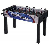 MDF 4FT Soccer Table With Colorful Player , Easy Assembly Professional Foosball Table