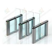 Best Luxury Rfid Card Automatic Systems Turnstiles High Speed 304 Or 316 Stainless Steel wholesale