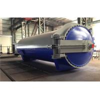 Best Wood / Rubber Vulcanizing Autoclave,safety valve wholesale