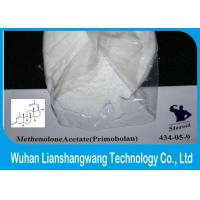CAS 434-05-9 Androgenic Anabolic Steroids Primobolan Methenolone Acetate