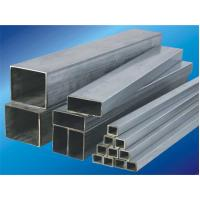Quality Carbon Welded Steel Rectangular Steel Pipe Hot Rolled For Door Window Decoration wholesale