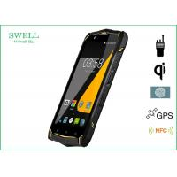Best Industrial Smartphone Android 7.0 Octa-Core 5.5 inch 4GB 64GB Rugged Phone with Digital Intercom wholesale