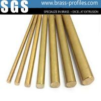 Quality Goolden Materials Brass Strip Profiles C3800 Brass Rods Strips wholesale