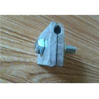 Quality Durable Power Line Fittings One Bolt Suspension Guy Clamp Parallel Cable Strand Clamp wholesale