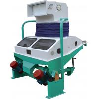 TQSX150A wheat Destoner gravity stone peeler with low noise and less power consumption