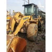 Buy cheap USED LIUGONG 856 Wheel Loader with cat engine For SALE CHINA from wholesalers