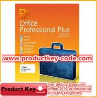 Quality Microsoft Office Product Key Codes, Hot selling Office 2010 Professional FPP Key wholesale
