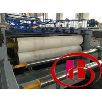 Quality 50HZ Frequency Foam Plate Making Machine / Extrusion Line 120kw Actual Power wholesale