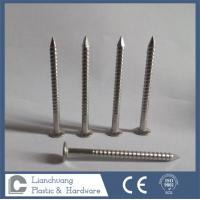 Best 316 Grade Stainless Steel Annular Ring Shank Hardie Construction Nail wholesale