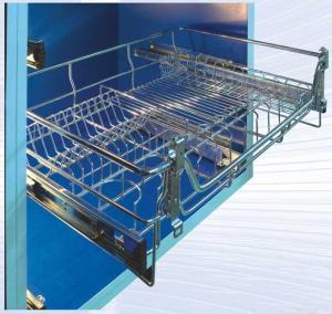 Kitchen Basket|Drawer Basket|Cabinet Basket|Drawing Basket S4B-D72|S4B-D76|S4B-D80|S4B-D90