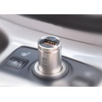 Quality 12 Volt Universal Compatibility Usb In Car Charger With Single Usb Connector wholesale