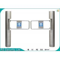 Best Bi-Directional Full Automatic Supermarket Swing Gate Waterproof Turnstiles wholesale