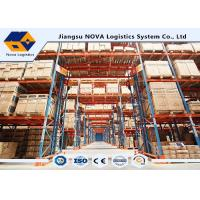 Quality Adjustable Storage Selective Pallet Racking System wholesale