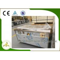 Quality Natural Gas Teppanyaki Grill Table Rectangle Fume Down Exhaust Stainless Steel wholesale