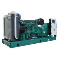 Quality 500kw 50hz Volvo Open Type Diesel Generator Soundproof With AMF / ATS wholesale