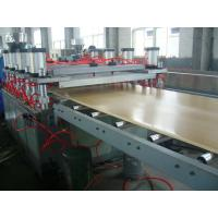 Cheap Muliti - Function Foam Plate Making Machine For Making Foam Board for sale