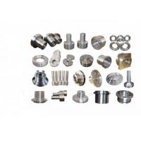 Quality Stainless Steel CNC Lathe Machine Parts 0.002mm Tolerance ISO Certification wholesale