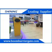 100W 1.5s - 6s Operation Time Boom Gate System With Retractable Swing Arm