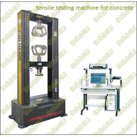 Quality Computer Control Concrete Tensile Testing Machine wholesale