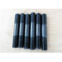 DIN Standard High Strength Bolts , Powder Coating Double Ended Stud Bolts
