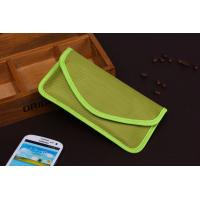 Quality Double cloth mobile phone signal shielding bag for samsung galaxy note3 wholesale