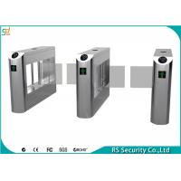 Best Auto Turnstile Electronic Security System Barrier Swing Gate With CE Approved wholesale